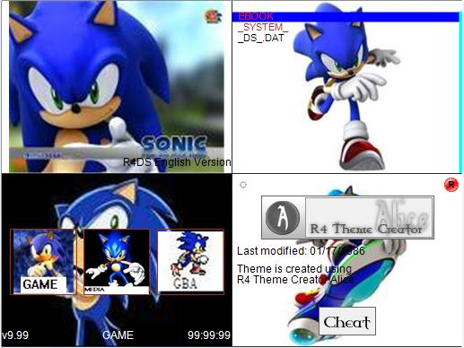 Thumbnail 1 for Sonic Theme